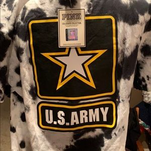 Victoria Secret Pink US Army Shirt